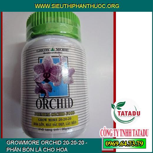 GROWMORE ORCHID 20-20-20