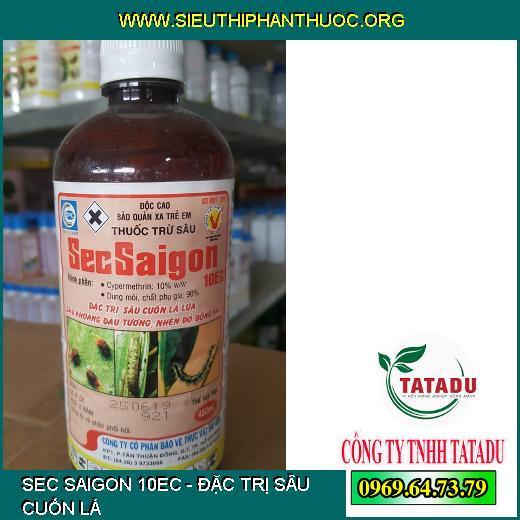 SEC SAIGON 10EC