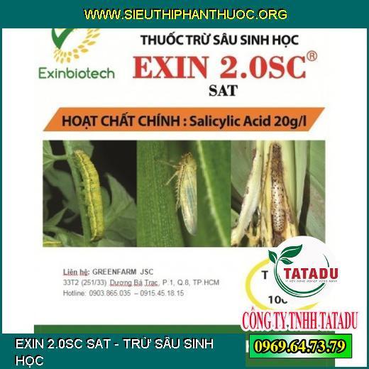EXIN 2.0SC SAT