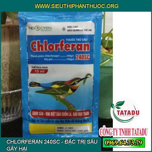 CHLORFERAN 240SC