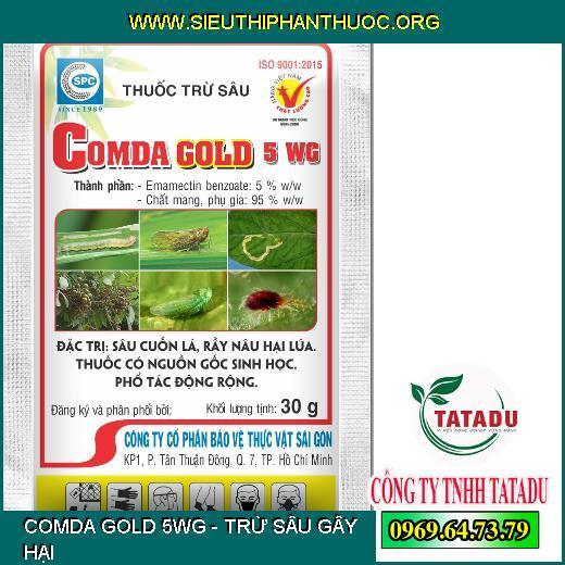 COMDA GOLD 5WG