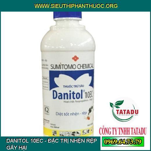 DANITOL 10EC