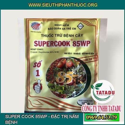 SUPER COOK 85WP