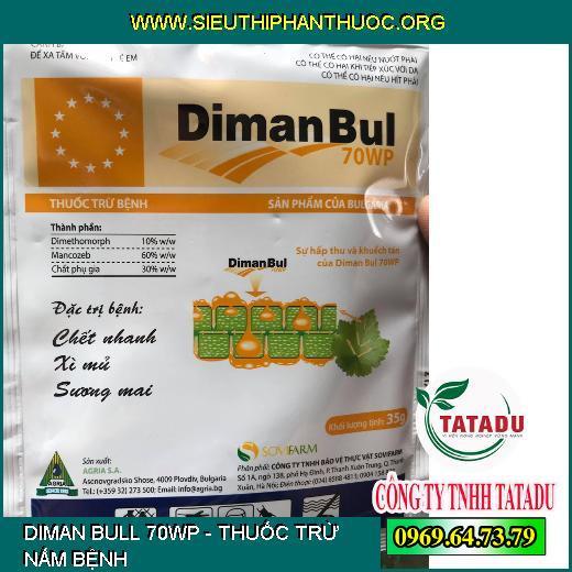 DIMAN BULL 70WP