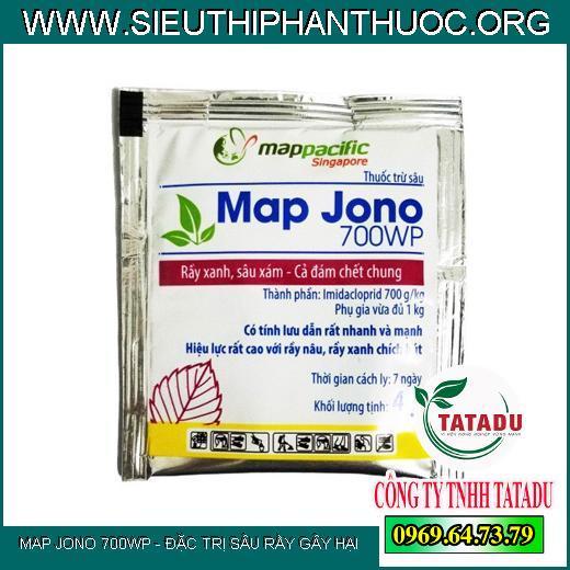 MAP JONO 700WP