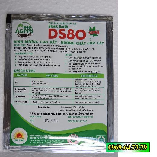 Phân bón lá hữu cơ DS80