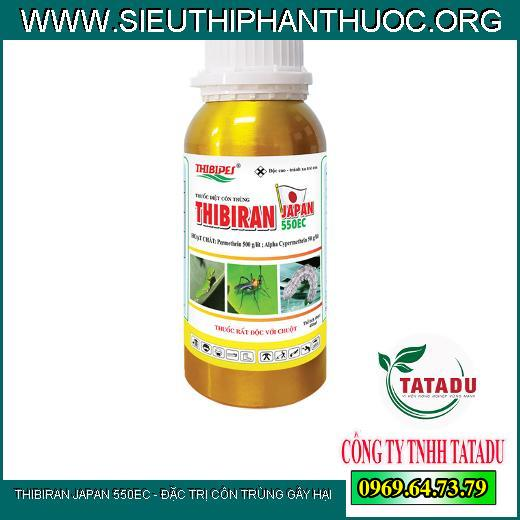THIBIRAN JAPAN 550EC