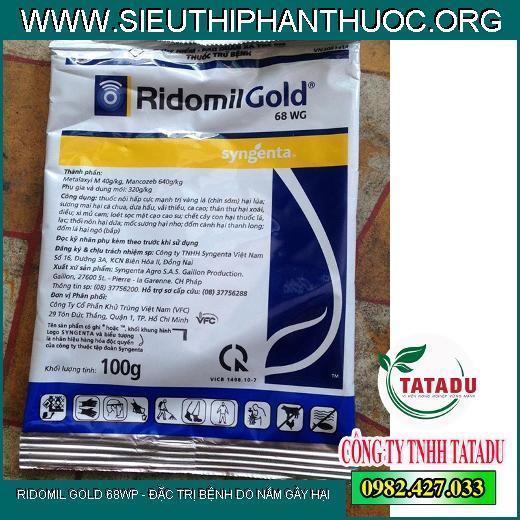 RIDOMIL GOLD 68WP