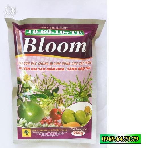 Phân bón lá Bloom 10 - 60 - 10