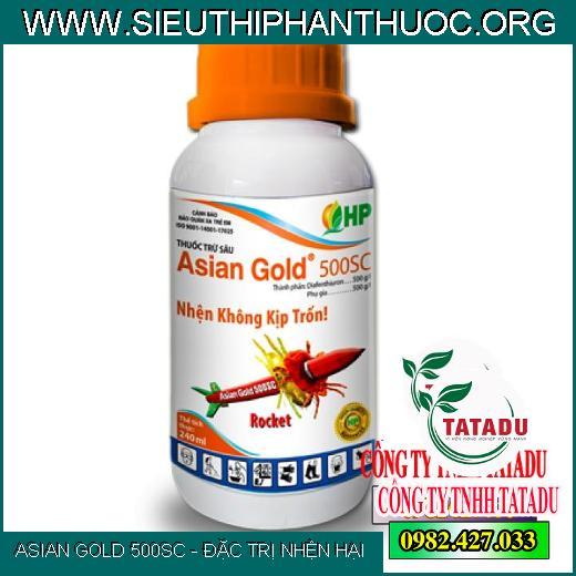 ASIAN GOLD 500SC