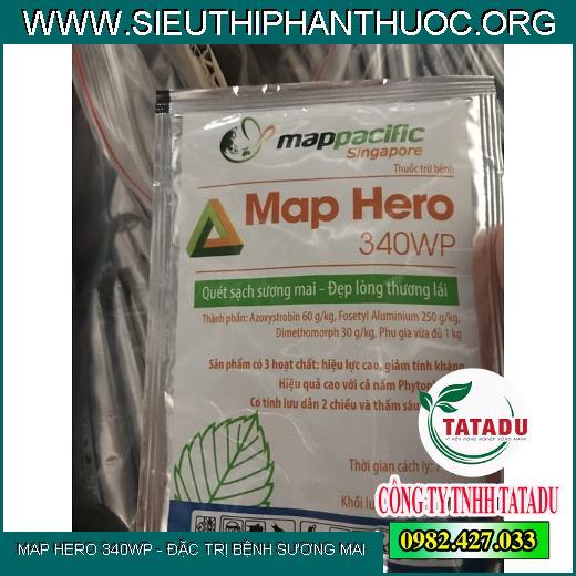 MAP HERO 340WP