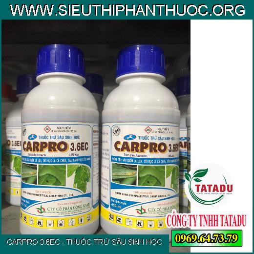 CARPRO 3.6EC