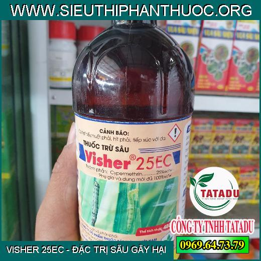 VISHER 25EC