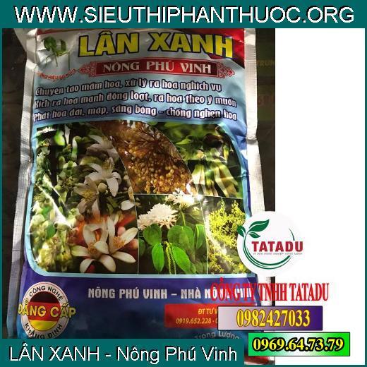 LÂN XANH - Nông Phú Vinh