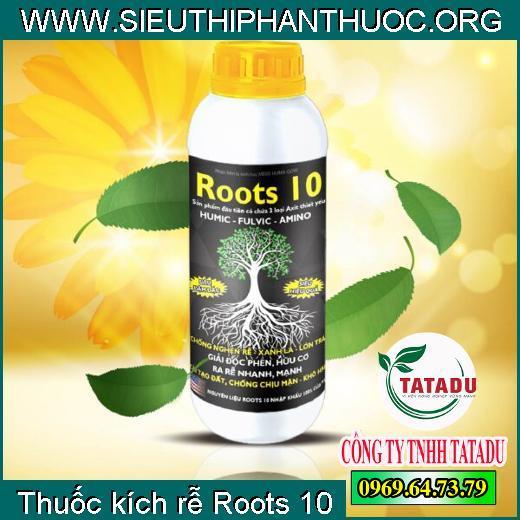 Thuốc kích rễ Roots 10