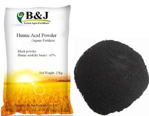 Axit Humic nhập khẩu từ Trung Quốc