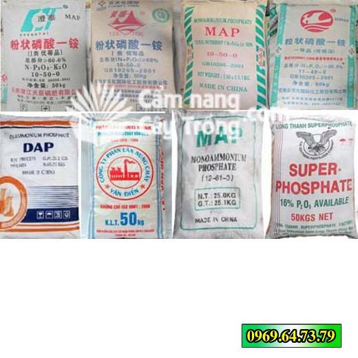 Giới thiệu các loại nguyên liệu sản xuất phân bón NPK: P2 Phân lân