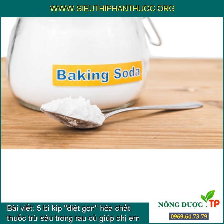 """5 bí kíp """"diệt gọn"""" hóa chất, thuốc trừ sâu trong rau củ giúp chị em bảo vệ sức khỏe cả nhà"""