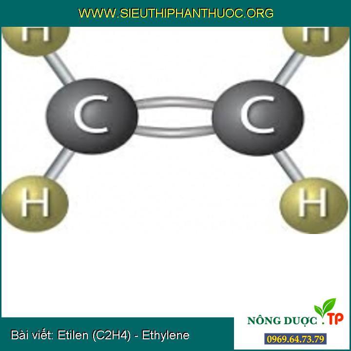 Etilen (C2H4) - Ethylene